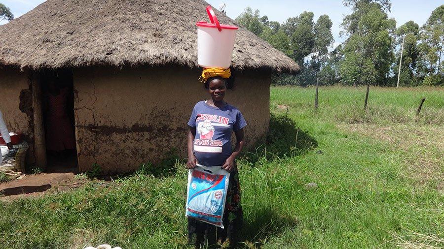 Boke, a Nuru Kenya farmer