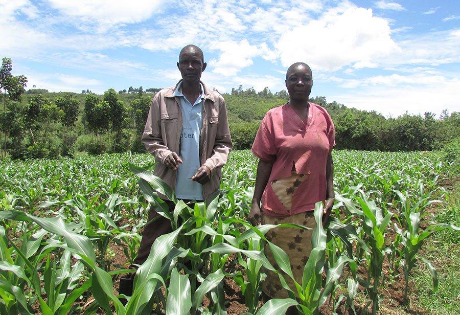 Eunice Maroa_farm