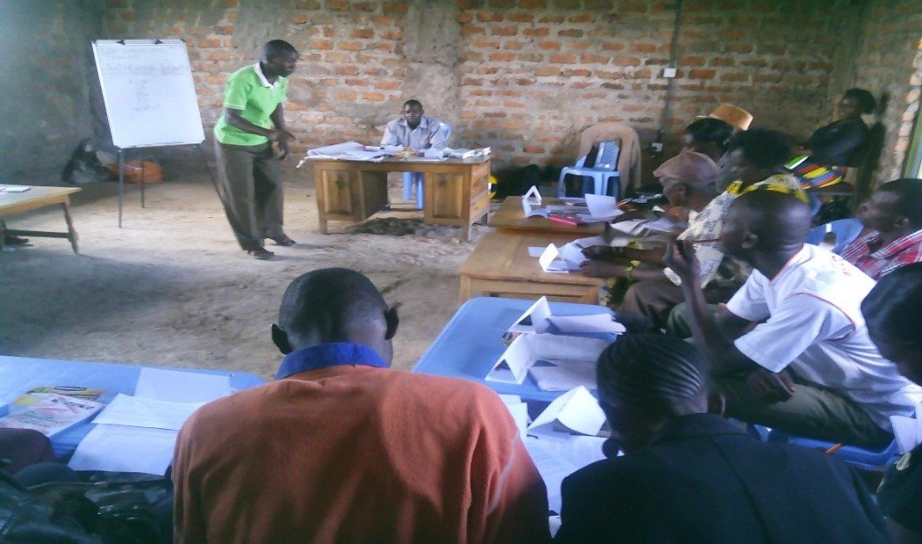 Nuru Kenya Cooperative Leader Training March 2016