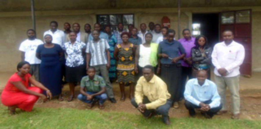 Nuru Kenya Teacher Training Group
