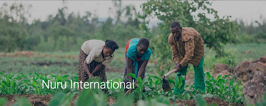 G Suite for Nonprofits Nuru International