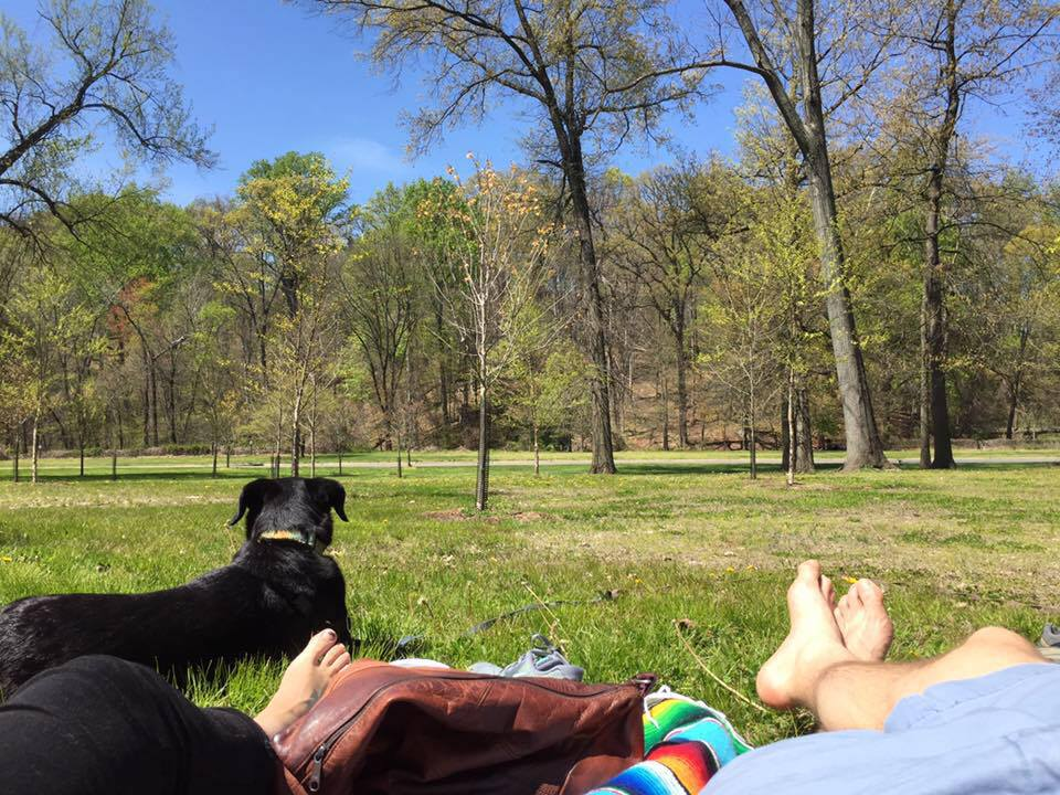 Lazy Dayz in Rock Creek Park