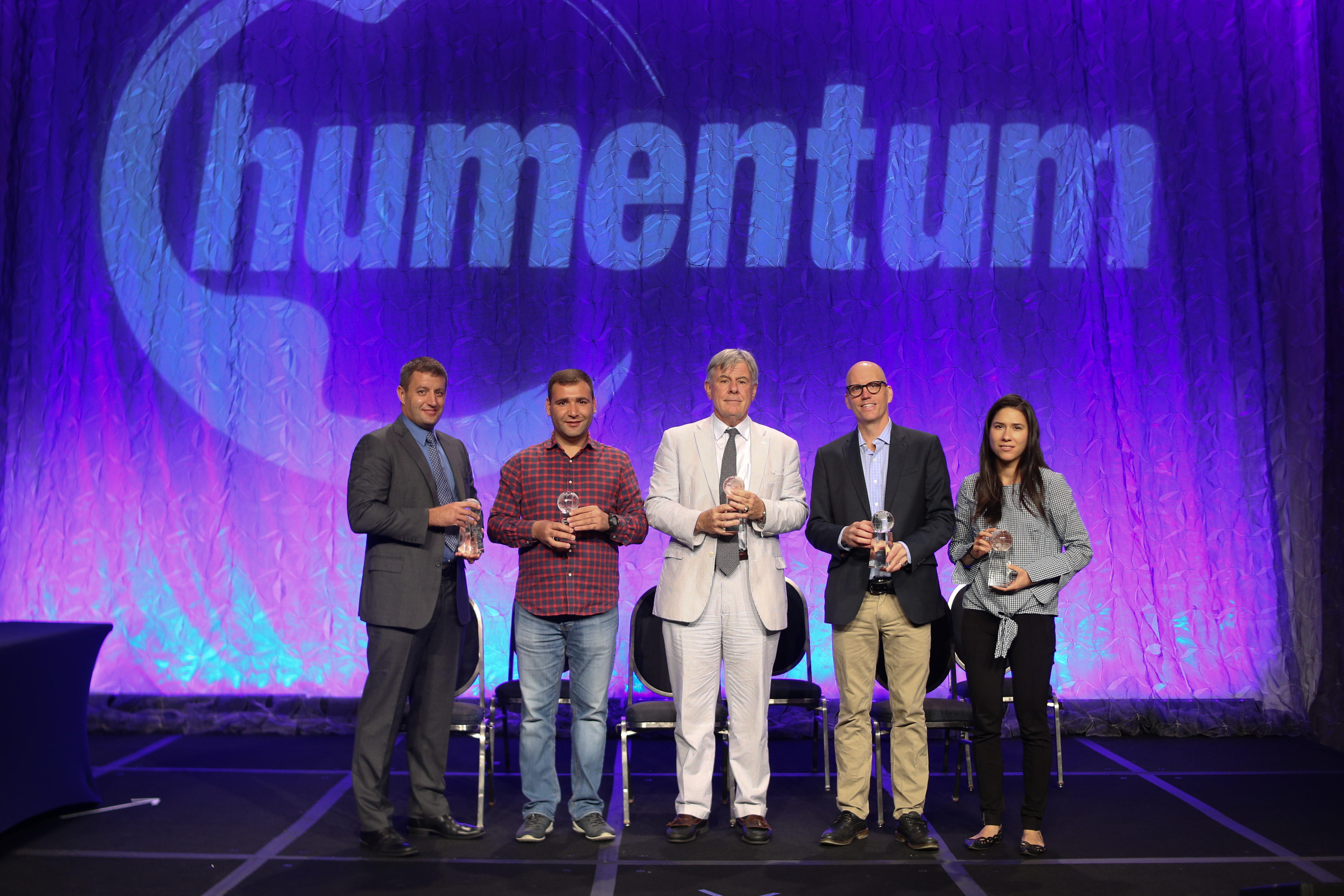2018 Humentum Award winners.